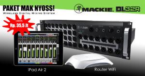 Paket Mak Nyusss DL32R