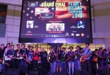 Peavey Guitar Showdown 2016