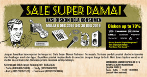 SALE SUPER DAMAI