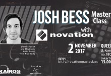 Josh Bess Masterclass with Novation